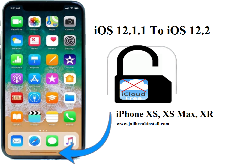 iCloud Activation Lock Bypass Tool 2019 for iOS 12 2 2, 12 2 1 To