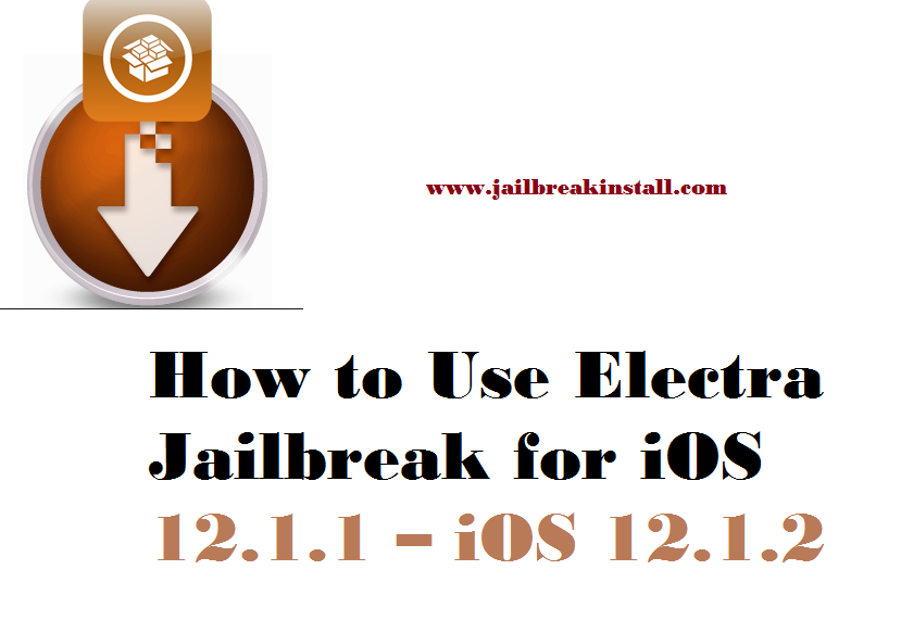 jailbreak for iOS 12.1.1 – iOS 12.1.2
