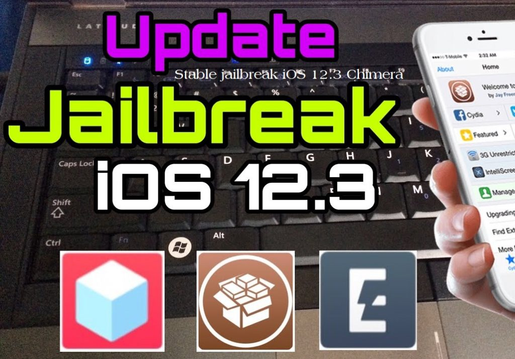 Complete & Stable jailbreak iOS 12 3 Chimera (And Remove