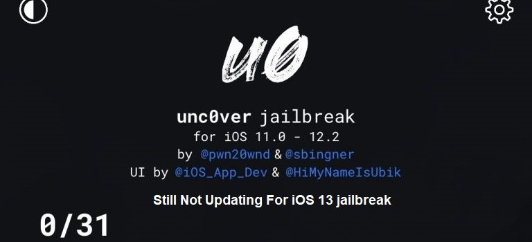 Unc0ver V_3.4.1/ 3.4.2/ 3.4.3 Add iOS 12.3 beta Support and Improve iOS 13 Jailbreak