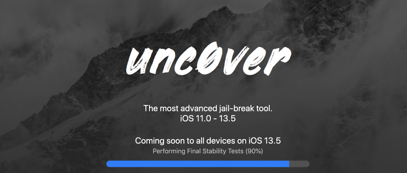 Now Install Jailbreak iOS 13.5 device with unc0ver V_5.0.0
