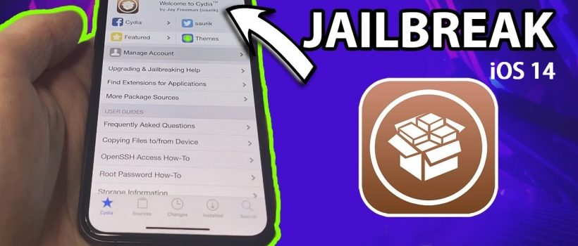 How To Jailbreak iOS 14 – iOS 13.5 Get Cydia Directly