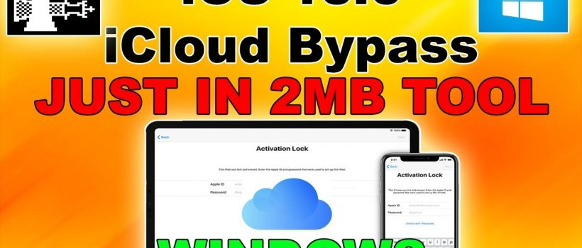 UNTETHERED iCloud Bypass Windows|Sim,Calls,CellularData Fixed|iCloud Bypass iOS 13.6 to 13.5.1 To iOS 12.4 on windows and MAC